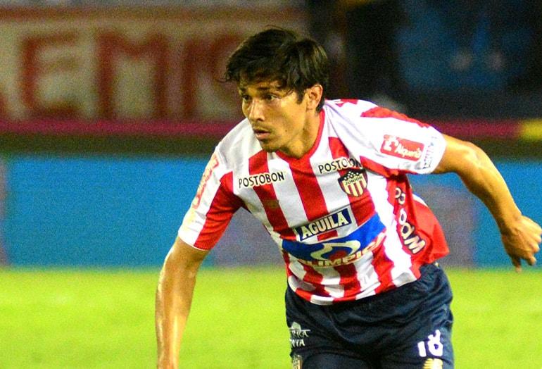 Matías Fernández Junior Liga Águila 2019–1