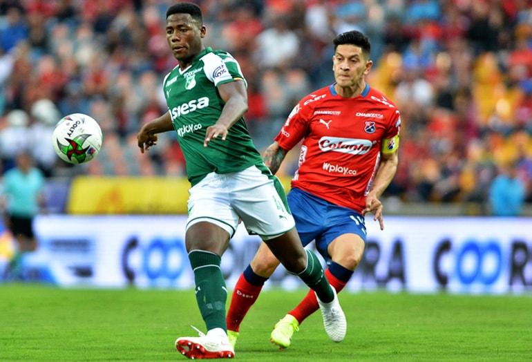 Medellín – Cali Liga Águila 2019–1