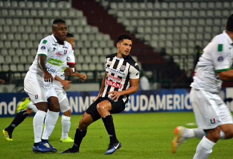 Once Caldas – Santaní Copa Sudamericana 2019