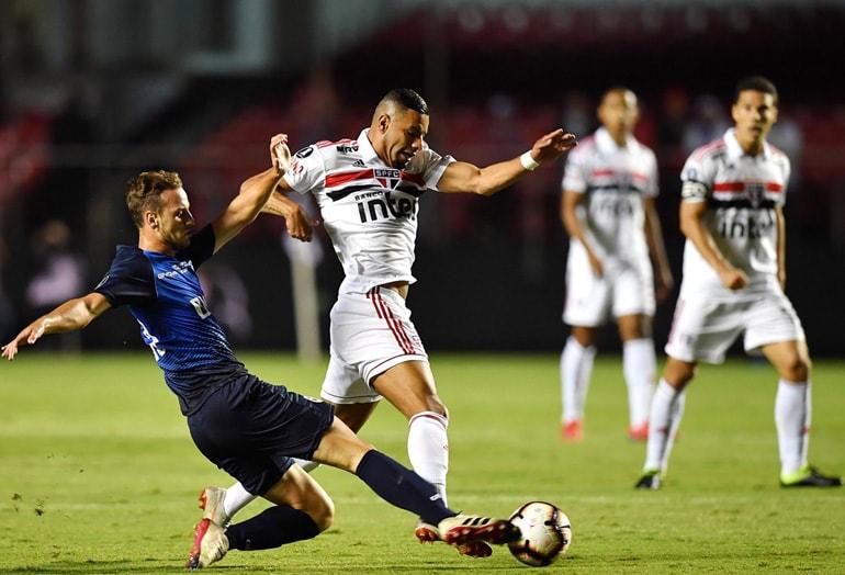 São Paulo – Talleres Conmebol Libertadores 2019