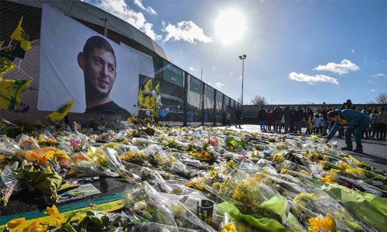 Emiliano Sala falleció por golpes en su cabeza y pecho