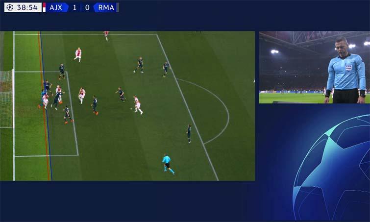 VAR Real Madrid