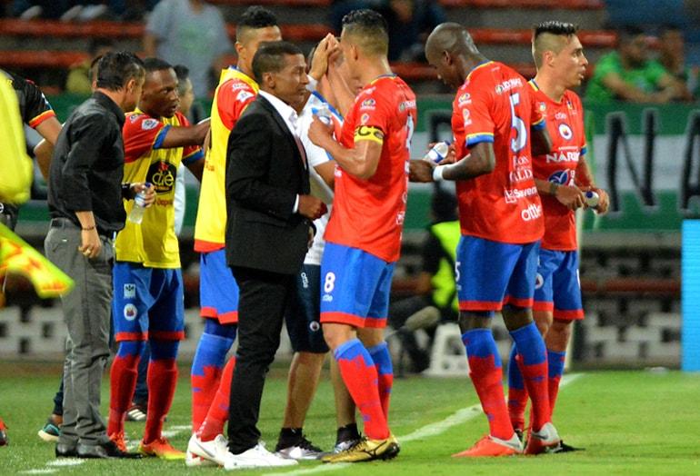 Atlético Nacional 0–1 Deportivo Pasto Liga Águila 2019–1