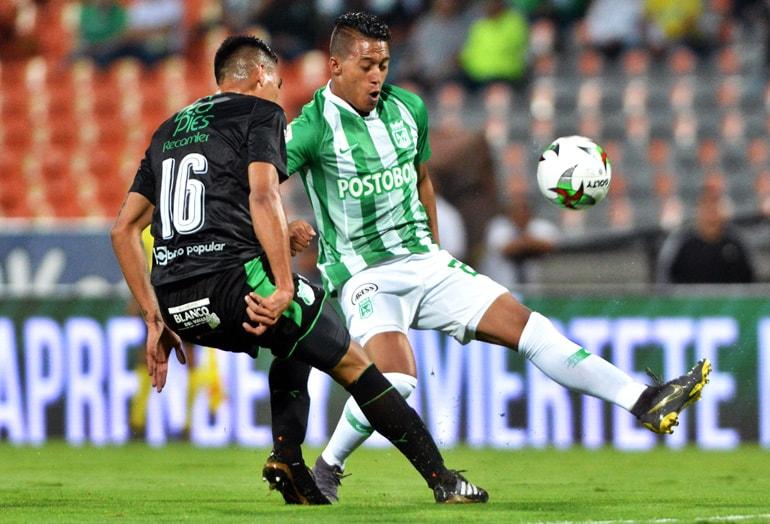 Atlético Nacional 2–2 Deportivo Cali Liga Águila 2019–1