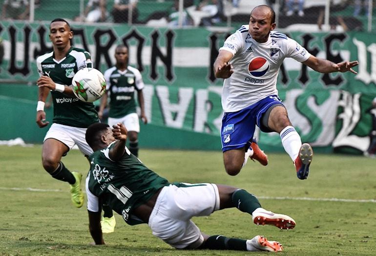 Cali – Millonarios Liga Águila 2019–1