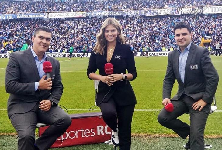 Eduardo Luis López, Andrea Guerrero y Juan Felipe Cadavid – Viral Gol
