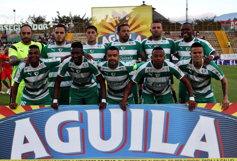 Equidad Seguros Liga Águila 2019–1 Carlos Ibargüen