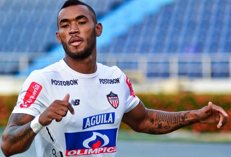 Fredy Hinestroza Junior FC Liga Águila 2019–1