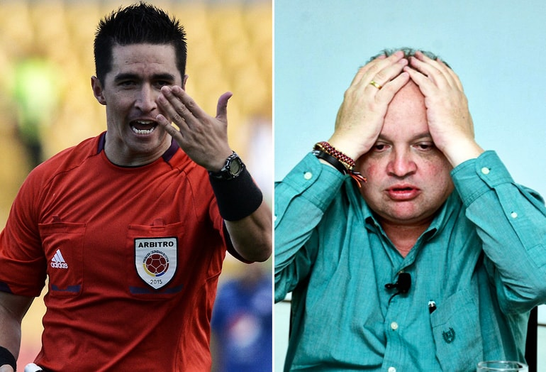 Hárold Perilla y Jorge Enrique Vélez – Futbolete