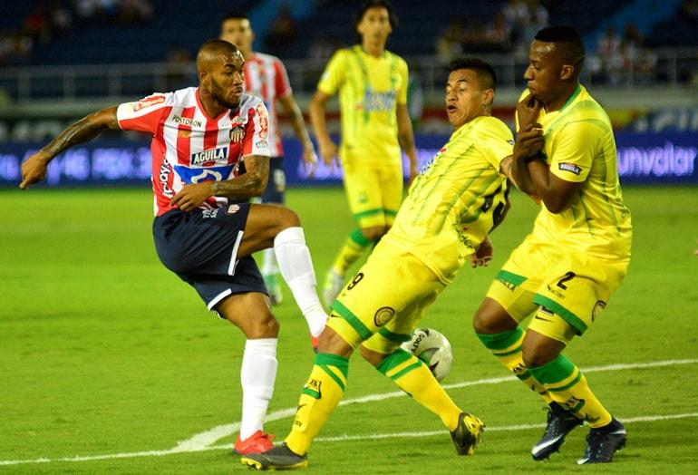 Junior FC – Atlético Bucaramanga Liga Águila 2019–1