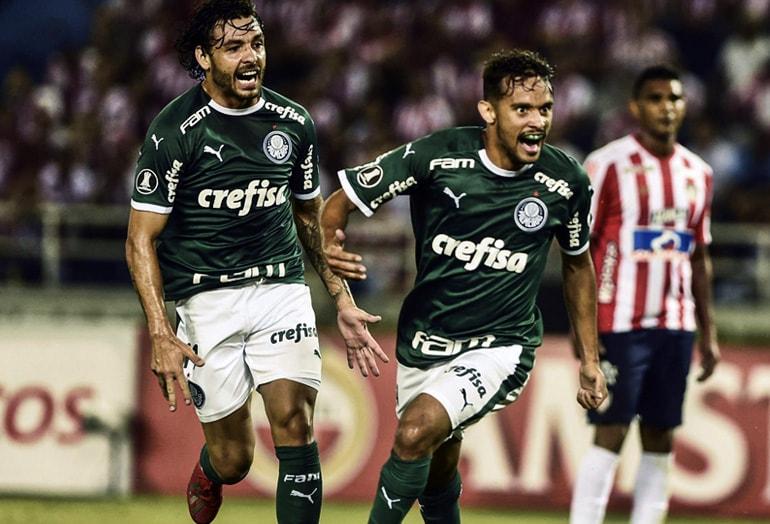 Junior FC – SE Palmeiras Copa Libertadores 2019