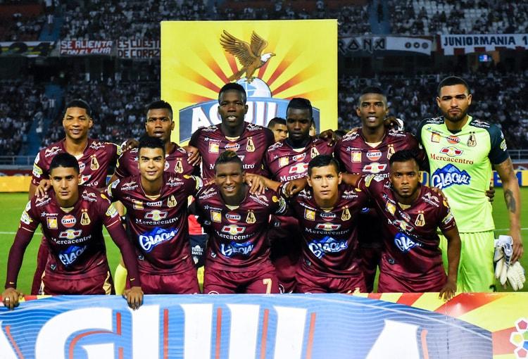 Junior FC - Deportes Tolima Superliga Águila 2019 (2)