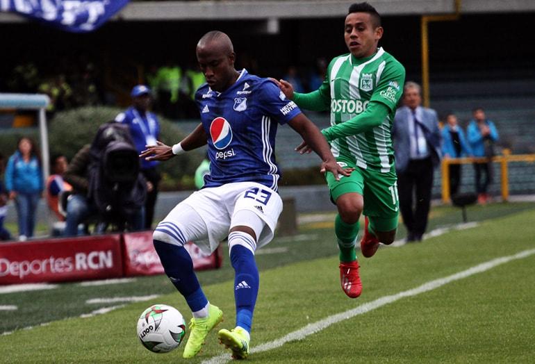 Millonarios FC – Atlético Nacional Liga Águila 2019–1