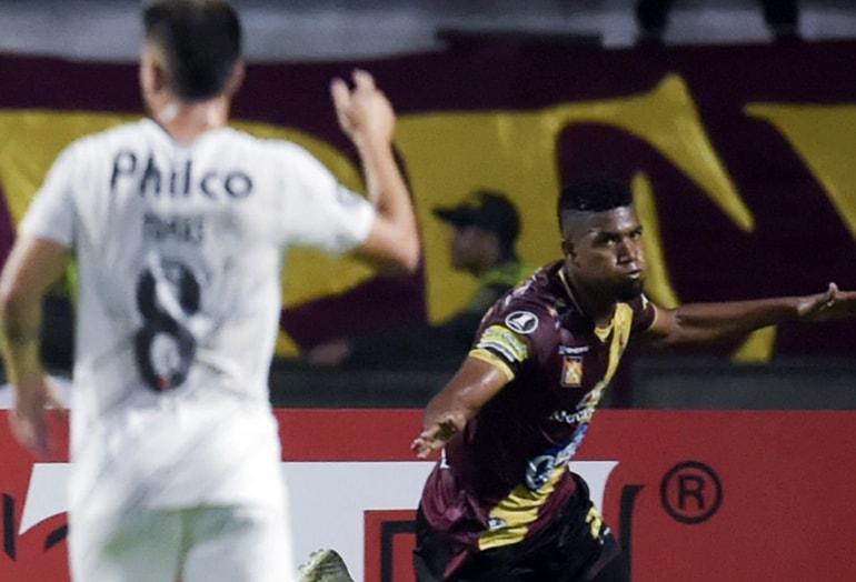 Tolima – Paranaense Copa Libertadores 2019 (1)