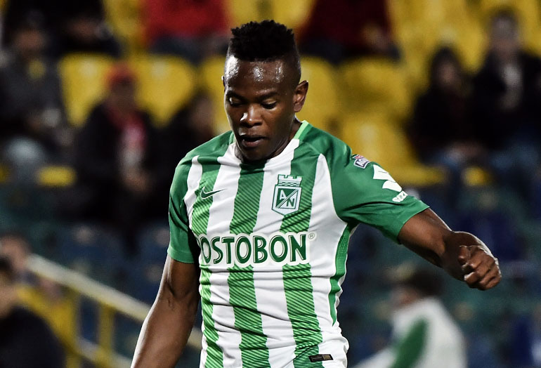 Yerson Candelo Atlético Nacional Liga Águila 2018–2 1