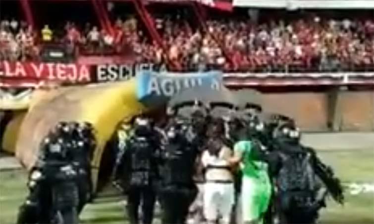 Atlético Nacional Cúcuta Deportivo