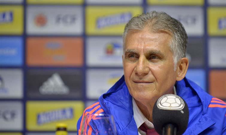Selección Colombia Carlos Queiroz