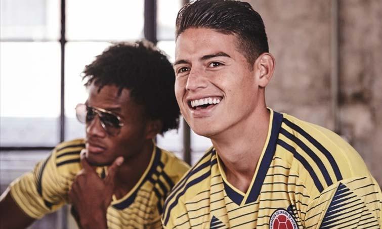 James Rodríguez Selección Colombia
