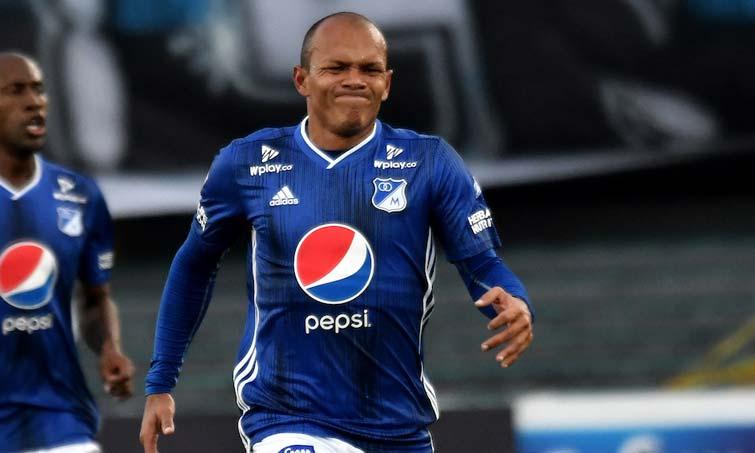 Juan David Pérez Millonarios