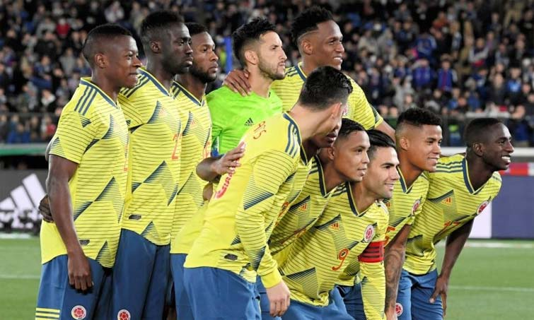 Selección Colombia Luis Fernando Muriel