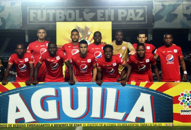 Jeison Medina América de Cali Copa Águila 2019