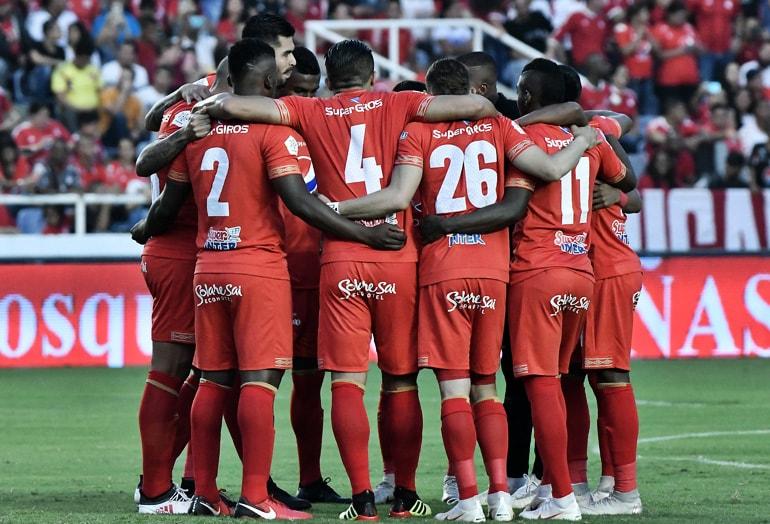 América de Cali Liga Águila 2019–1