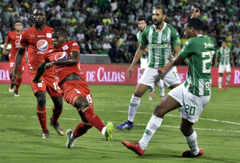 Atlético Nacional – América de Cali Liga Águila 2019–1