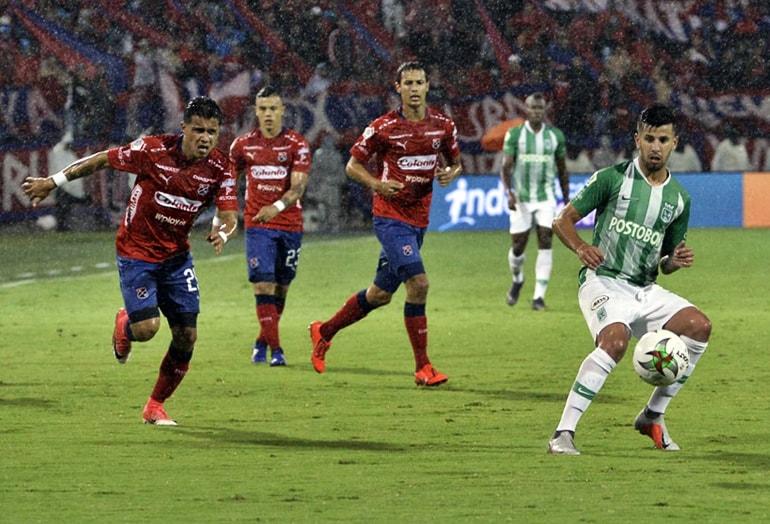 Atlético Nacional – Deportivo Independiente Medellín Liga Águila 2019–1
