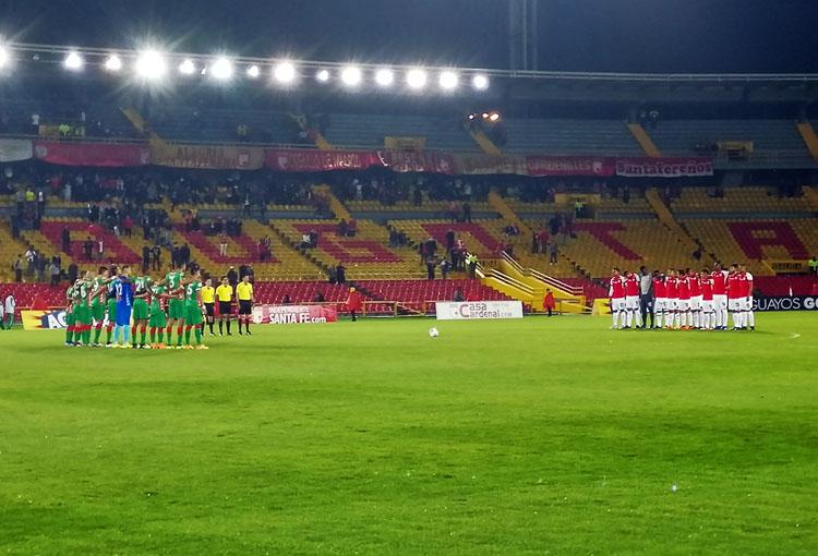 Santa Fe 1–1 Patriotas Copa Águila 2019
