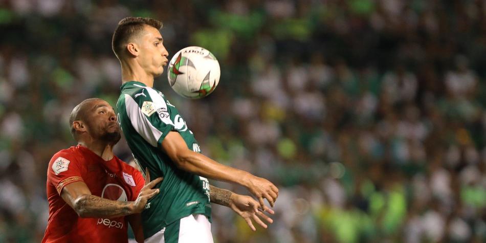 Juan Ignacio Dinenno es jugador de Pumas — OFICIAL