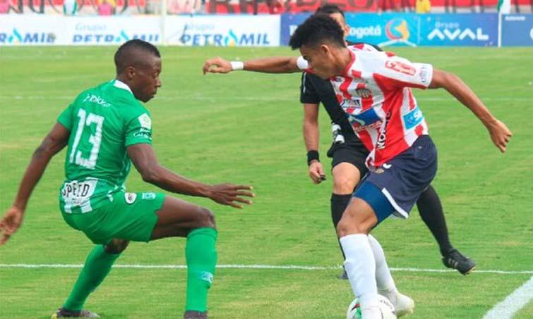 Junior Atlético Nacional