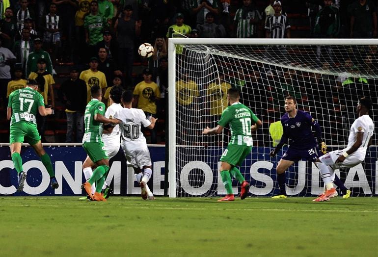 Atlético Nacional – Fluminense FC Copa Sudamericana 2019
