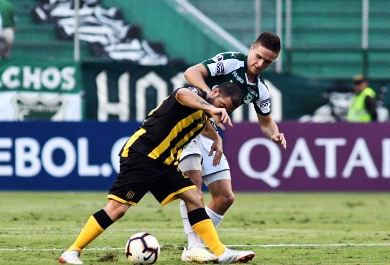 Cali 1–1 Peñarol Copa Sudamericana 2019