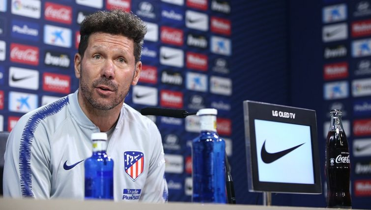 Cholo Simeone Real Madrid