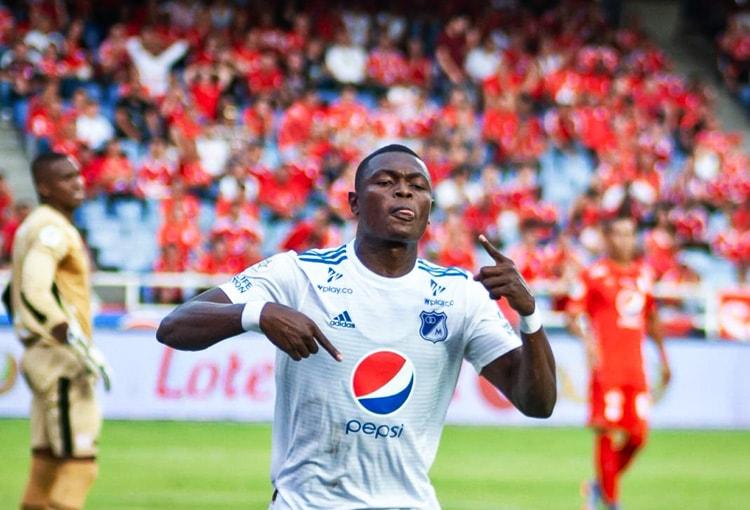 Fabián González Millonarios Fútbol Club Liga Águila 2019–1