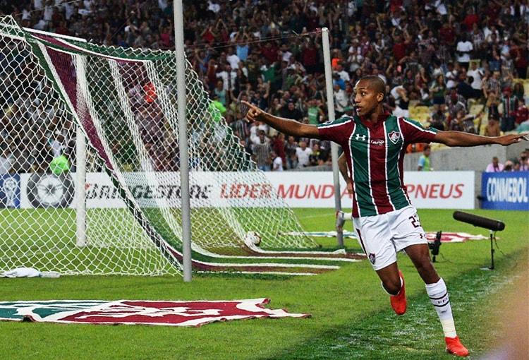 Fluminense FC 4 – 1 Atlético Nacional Copa Sudamericana 2019