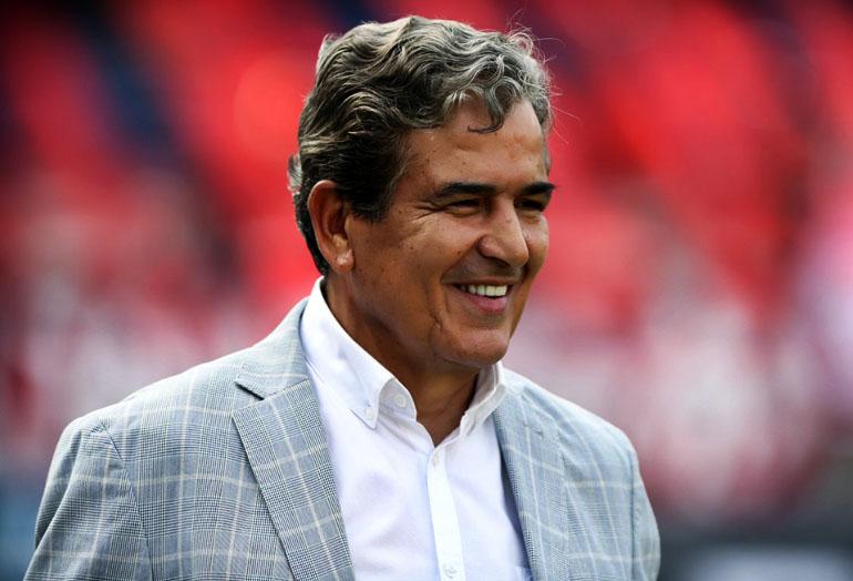 Jorge Luis Pinto América 1–2 Millonarios Liga Águila 2019–1