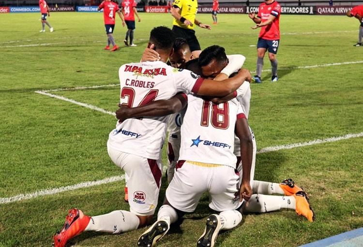 Jorge Wilstermann 0–2 Deportes Tolima Copa Libertadores 2019