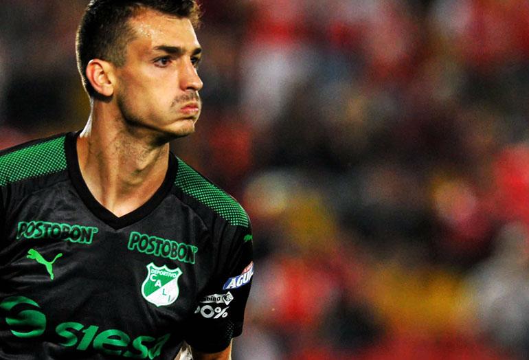 Juan Ignacio Dinenno Deportivo Cali Liga Águila 2019–1