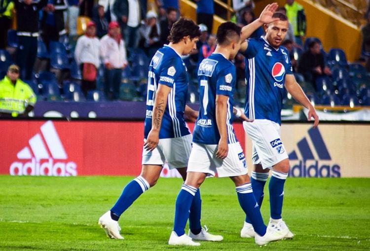 Millonarios Fútbol Club Liga Águila 2019–1