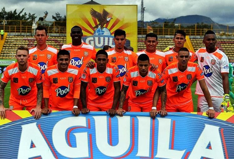 Néyder Moreno Envigado Fútbol Club Liga Águila 2019–I