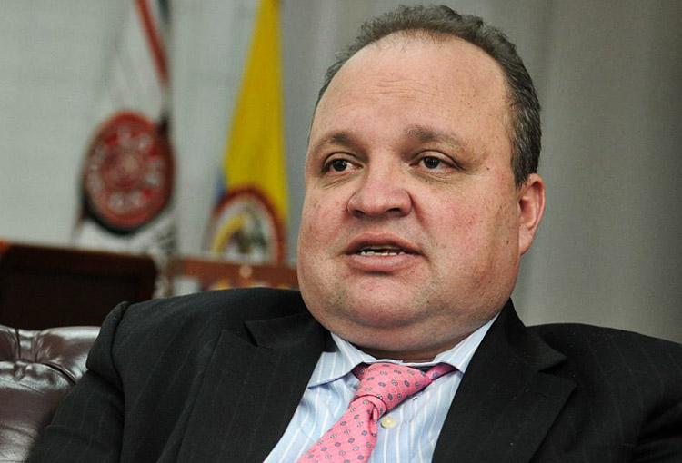 Presidente Dimayor Jorge Enrique Vélez