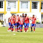 Jown Cardona y Volpi Neto Deportivo Pasto Liga Águila 2019–1
