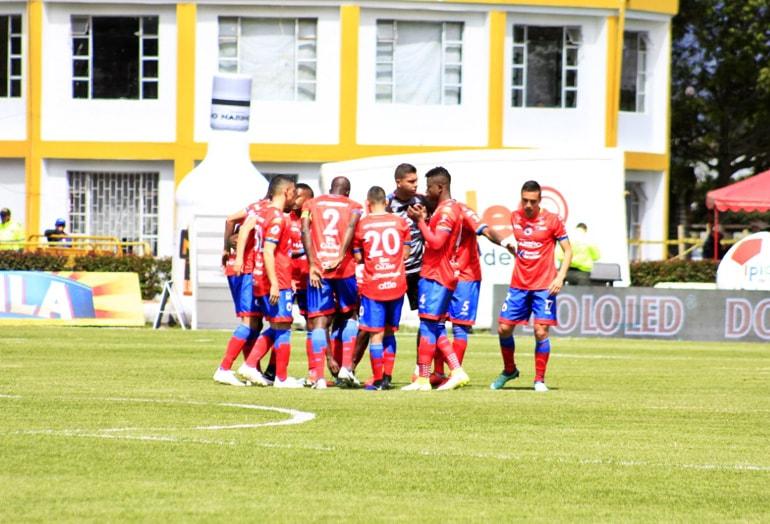 Volpi Neto Deportivo Pasto Liga Águila 2019–1