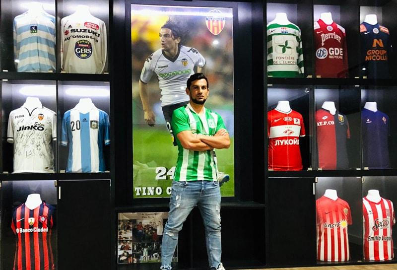 Alberto 'Tino' Costa, Atlético Nacional