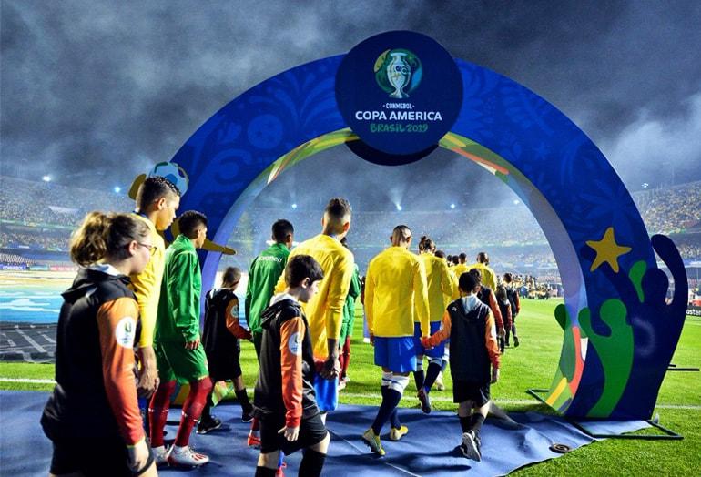 Brasil – Bolivia Copa América 2019
