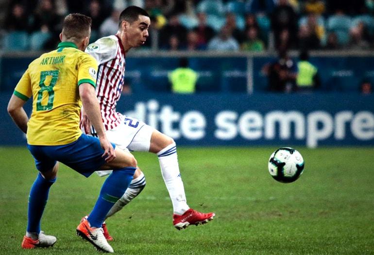 Brasil - Paraguay Copa América 2019