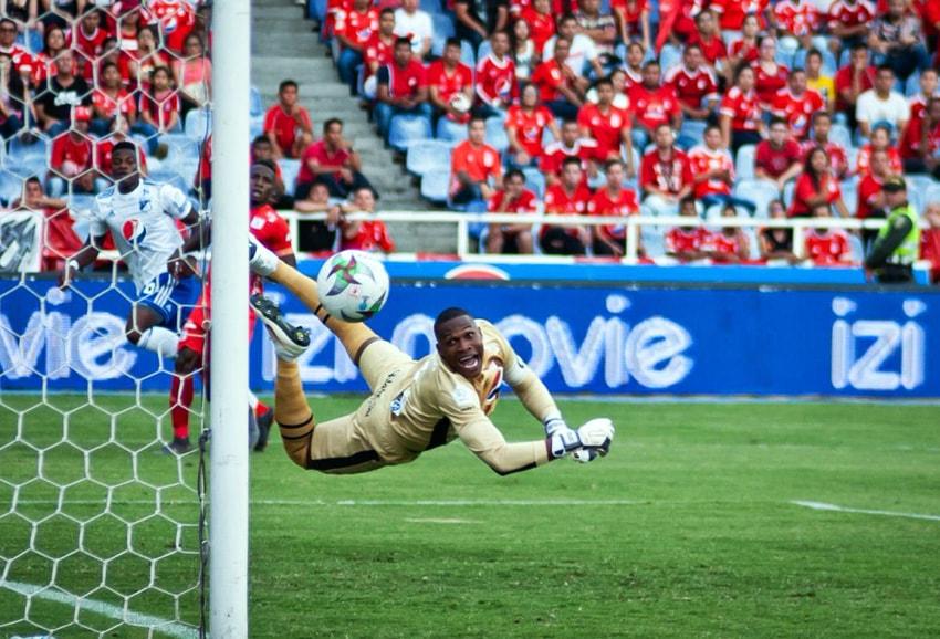 Carlos Bejarano América de Cali – Millonarios FC Liga Águila 2019–1