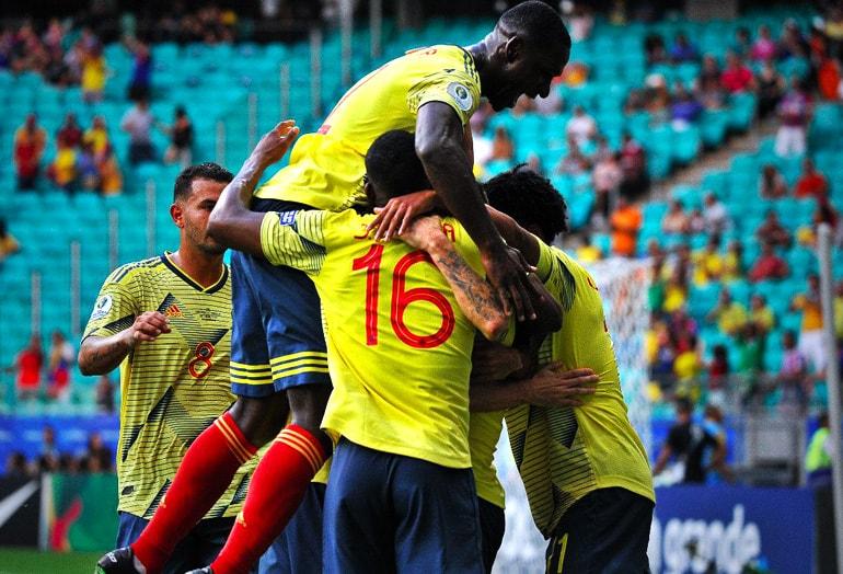 Colombia 1-0 Paraguay Copa América 2019