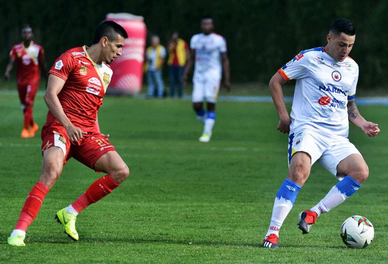 Daniel Muñoz Águilas Doradas Liga Águila 2019-1
